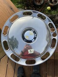 """Bmw 2002, E10, 1600, 1800 12.5"""" Hubcaps-watch For New Caps In Pics-"""