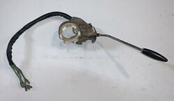 Lucas Directional Switch 35531 Off 1967 Jaguar Xke Collapsible Steering. -s1andndash