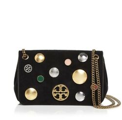 Tory Burch Chelsea Stud Evening Bag New With Tag $300.00