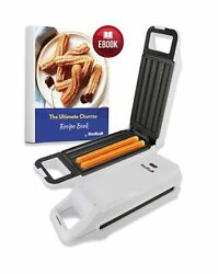 Churro Maker By Starblue With Free Recipe E-book - Cook Healthy And Oil-free ...
