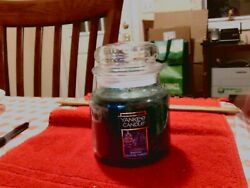 Yankee Jar Candle Magical Frosted Forest New 14.5 oz