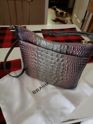 brahmin crossbody handbags used $165.00