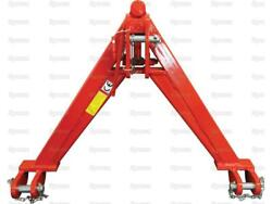 Category Two Tractor Implement Quick Attach 3 Point Quick Hitch System