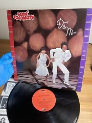 Donny And Marie Osmond Goin Coconuts Polydor Vinyl Record Album