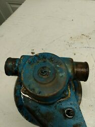 Chrysler Series 250/318 Sherwood Raw Water Pump With Mount And Pulley Used