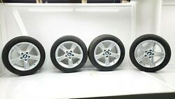 2012-2019 Bmw 328i Wheel Rims 7.5x17and039and039 Set Of 4 Oem 48k