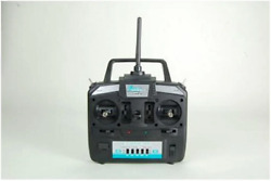 Ares 6 Channel Airplane Rc Transmitter