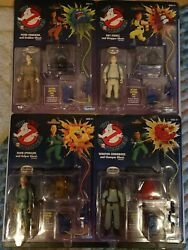 The Real Ghostbusters 2020 Hasbro Kenner Retro All 4 Wal-mart Exclusive New