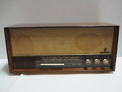 Grundig 4570 U Fm Stereo Receiver West Germany Not Working Sold As-is For Part