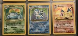 High Quality Pokandeacutemon Cards. Rare Trio For 1 Price Perfect For Collectors.