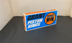 Grant Piston Rings - 1494-std - Fits 81-82 Gm 137ci - More - See Notes