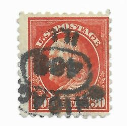 439 United States 30 Cent Used - Cat 2500.00 For Mh Only Stamp