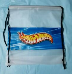 HOT WHEELS NOTEBOOKS amp; STRING PARTIALLY CLEAR BACKPACK SCHOOL SUPPLIES NEW $9.99
