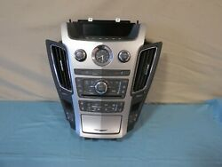 ✅ 2009 09 Cadillac Cts Climate Control Xm Radio Cd Aux Player Panel Oem 25960561