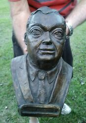 John Ringling Limited Edition Bronze Bust