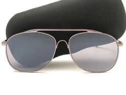New Vintage Issey Miyake Im111 Rose Silver Sunglasses 1985 Made In Japan
