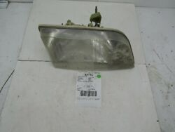Volvo Headlight Assembly Right Side 8082041 Removed From 1998 Vnl