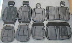 Oem Ford F150 Crew Cab Leather Seat Covers Fits 2015 2016 2017 2018 2019 2020