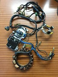 Ignition Yamaha Outboard 150 175 200 Hp V6 2 Stroke And03990-and03993 Stator Rectifier