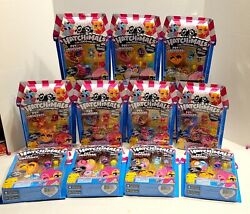 Hatchimals Colleggtibles Pet Obsessed New Hatchy Hearts Pet Multi Packs Lot 11