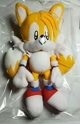 Sonic The Hedgehog Tails Plush 8-inch Plush New Authentic