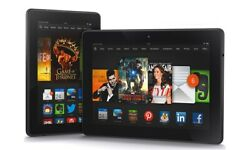 Kindle Fire Hdx 7 Tablets Full-hd Touchscreen Dual-band Wi-fi 16gb