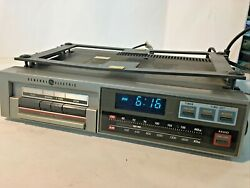 Ge Radio General Electric 7-4265a Under Cabinet Cassette Tape Player Spacemaker.