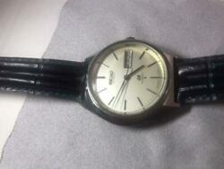 Grand Seiko 5646-7010 70and039s Oh Finished Menand039s Watch Analog Beauty Goods Antique