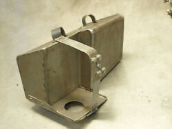 Ariel Early Square Four Tool Box And Battrery Carrier Girder Fork Motorcycle