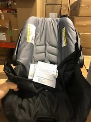 Evenflo Nurture Infant Car Seat, 5-22lbs, 19-29, Base Included, Gray Color