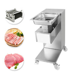 500kg Meat Slicer With One Set Blade Meat Cutting Machine Cutter Top 110v
