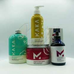 Maka - Complete Growth And Anti-hair Loss Set Of 4 Steps