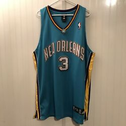 Vintage Chris Paul New Orleans Hornets Jersey Stitched Mens Xl 52 Nba Basketball
