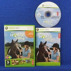 Xbox 360 MY HORSE AND amp; ME 2 PAL English REGION FREE