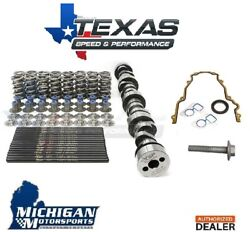 Texas Speed Stage 1 Ls3 Lsa L92 Supercharged Tsp Cam Kit - 223/231 .629/.629