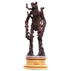 Eaglemoss Lord Of The Rings Chess Collection 38 Treebeard W/bishop No Magazine