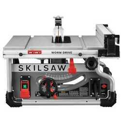 Skilsaw Spt99t-01 8-1/4 Portable Worm Drive Table Saw