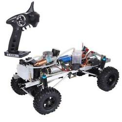 Rc Car Engine Rtr Diy 2.4g 4wd Electric With Water-cooled Methanol Gift Rc Engin