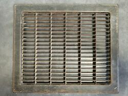 Vintage/antique Metal House Salvage Vent Floor Grate 12andrdquox14andrdquo