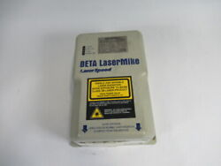 Beta Lasermike 85816 Model 4000-303l Non-contact Length And Speed Gauge Used
