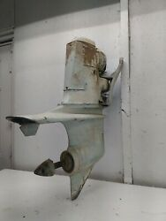 Volvo Penta Aq 140a / 4 Cylinder Outdrive Used. Item Pressure Tested With New...