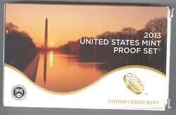 2013 United States Mint Proof Coin Set + 14 Coin Set