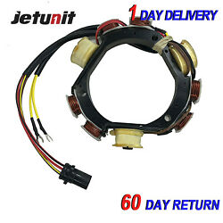 For Johnson Evinrude Outboard Stator 1992-200150,60,65and70hp-3cylquickstart