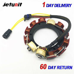 35amp Outboard Stator For Johnson Evinrude 1991-2006 105jet,150and175hp60 Degree