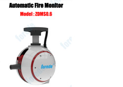 Automatic Fire Monitor Detection System Biomass Waste Recycling Fire Pump