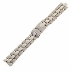 Breitling Fighter Stainless Steel Band With Deployant Clasp 18mm
