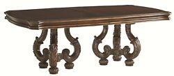 Lexington Florentino Double Pedestal Dining Table Save 55 + Free S/h Most Usa