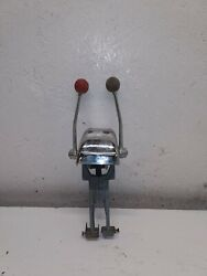 Boat/marine Stainless Dual Shifter Used