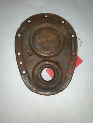 1950and039s Caddillac Timing Cover