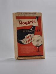 Ben Hoganand039s Golf Easy To Follow Instruction Series / 1st Edition 1953